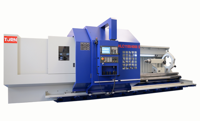 Heavy Duty CNC Lathes